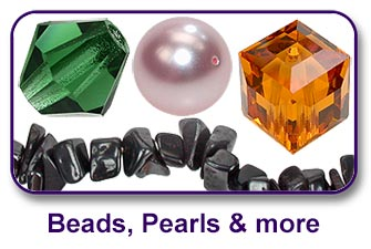 Beads, Pearls & more