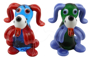 Dogs - set of 6