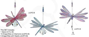 Dainty Dragonflies - SET