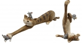 Cat & Mice - set of 2