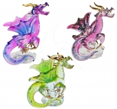 Small Guardian Dragons - set of 3