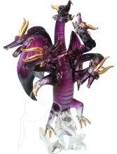 SPECIAL - Large Five Headed Dragon - Purple
