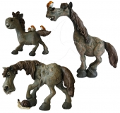 Bailey Horses - set of 3