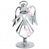 SPECIAL - Crystocraft Guardian Angel - Silver