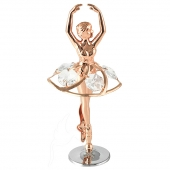 Crystocraft Ballerina - Rose Gold