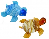 SPECIAL - Marble Turtles - set of 6