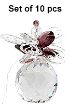 Butterfly Sphere - set of 10