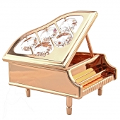 Crystocraft Piano - Rose Gold