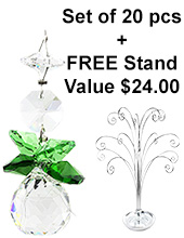 Guardian Angel - set of 20 including FREE STAND