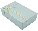 SPECIALS - Gift/Jewellery Box - 8 x 11cm - Blue - set of 12
