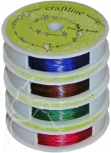 Tiger Tail - 25 metre spool - set of 4