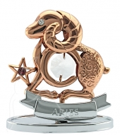 Crystocraft Zodiac - Rose Gold - Aries
