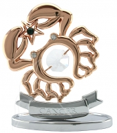 Crystocraft Zodiac - Rose Gold - Cancer