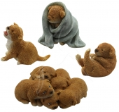 Puppy Dogs - set of 5