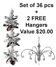 Jackie H. II - set of 20 incl. 2x FREE HANGERS