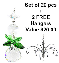 Guardian Angel - set of 20 incl. 2x FREE HANGERS