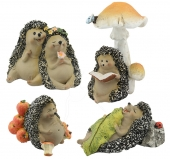 Echidna - set of 4