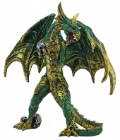 Green Standing Dragon