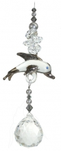 SPECIAL - Dolphin Charm - Silver