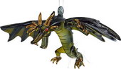 Flying Dragon - Black/Green</br><b>Online Special Only</b>