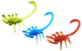 Desert Scorpions Large - set of 6
