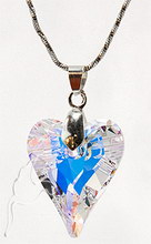 SPECIAL - Swarovski Wild Heart Necklace - AB