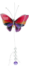 Large Butterfly - Beaded