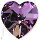 Swarovski Elements Heart - 10mm - VL