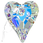 Swarovski Elements Wild Heart - 27mm - AB