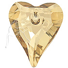 Swarovski Elements Wild Heart - 27mm - GOSH