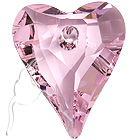Swarovski Elements Wild Heart - 27mm - RO