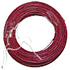 Tiger Tail - 25metres - Red